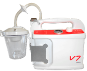 V7 plus b-EMERGENCY Suction Machine, Suction Equipment, Suction Device, V7 plus b-EMERGENCY