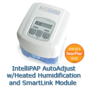 DV54D-HH-S, DeVilbiss IntelliPAP® AutoAdjust with SmartFlex,Smartlink,Heater