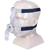 DeVilbiss EasyFit Full Face Gel, Cushion, and Headgear, DV97412, DV97422, DV97432