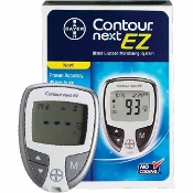 BAYER Contour NEXT Meter Kit - Blood Glucose Monitoring System