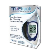 TRUEtrack Glucose Meter Kit - Blood Glucose Monitoring System