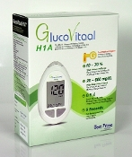 WestPrime Gluco Vitaal H1A Blood Glucose Monitoring System