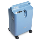 Respironics Everflo 5L Oxygen Concentrator with OPI (Oxygen Percentage Indicator) 1020001