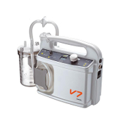 V7g Vacuum Pump, Intermittent, CR Collection, with Battery