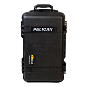 Pelican 1510NF Carry On Case without Foam (Black)